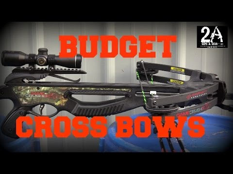 Budget Crossbow Overview