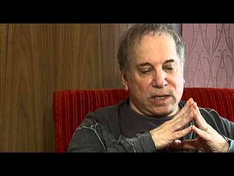 Paul Simon interview on touring and living in England