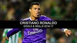 Cristiano Ronaldo - Goals & Skills 2016-17 | RM & PORTUGAL