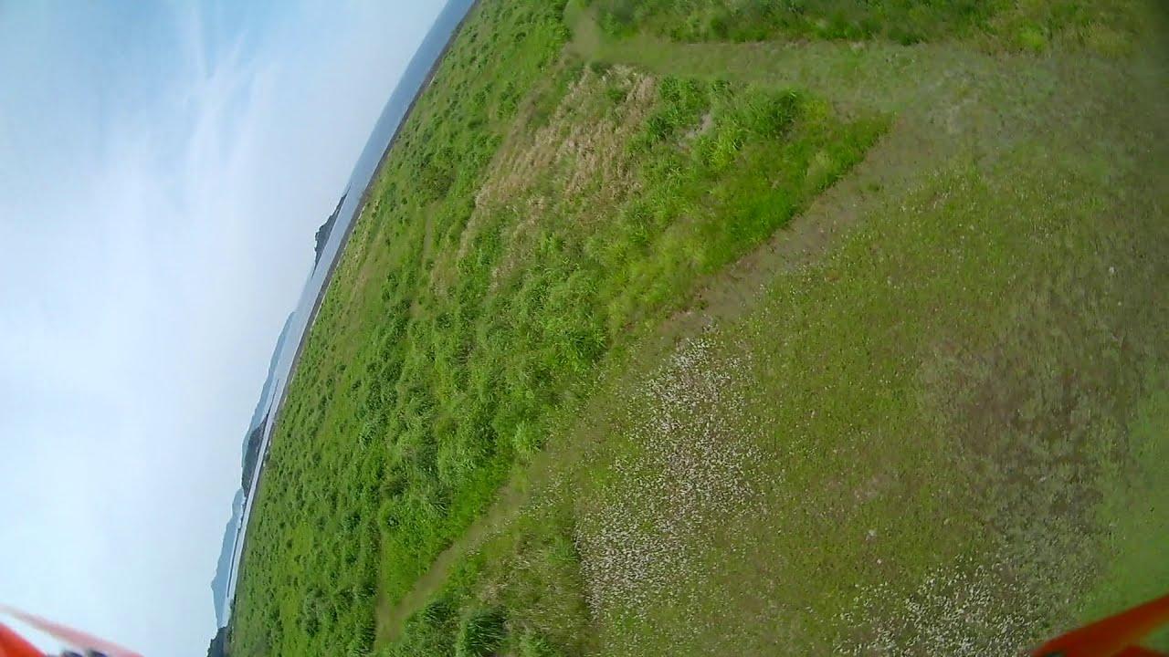 マイクロドローンEachine twig 115mm PID調整テスト飛行 фото