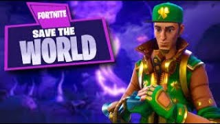 Giveaway Friday 3x The Loot(Save The World Fortnite Live)