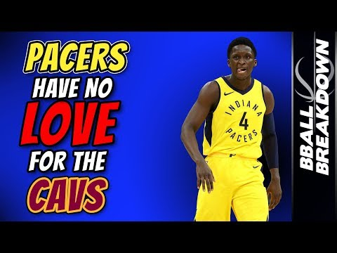 PACERS Have No LOVE For The CAVS: Game 1