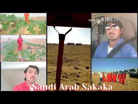 29/5/2016  Moving To Flay Camp  Saudi Arab Sitty Sakakah Aramkuo B G P      HD.  Marwat Jahandad