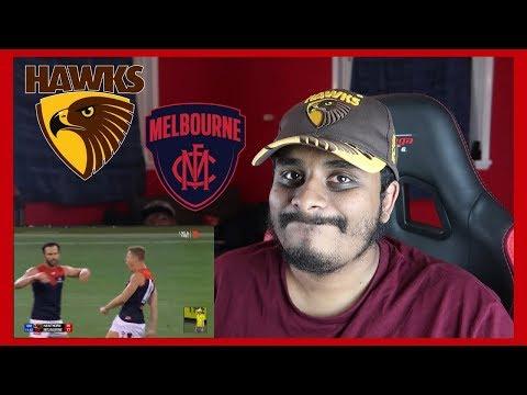 Reaction to AFL 2018 Semi Final: Hawthorn v Melbourne