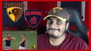 Reaction to AFL 2018 Semi Final: Hawthorn v Melbourne