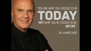 Dr. Wayne Dyer - Manifesting Your Destiny - 1 of 6