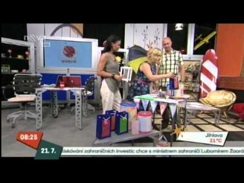 Snídaně s Novou 21.7.2014 (2.vstup)