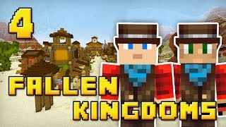 Trop de diamants | FALLEN KINGDOMS : FAR WEST #04