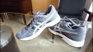 Asics Gel Contend 4 - Sneaker Review