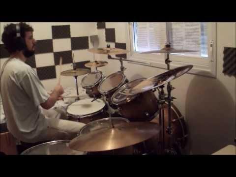 Pearl Jam - Last Kiss - Drum Cover by Amilton Garcia
