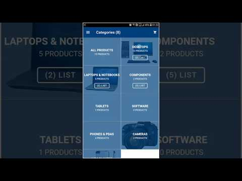 Opencart Mobile App Android And Ios Builder