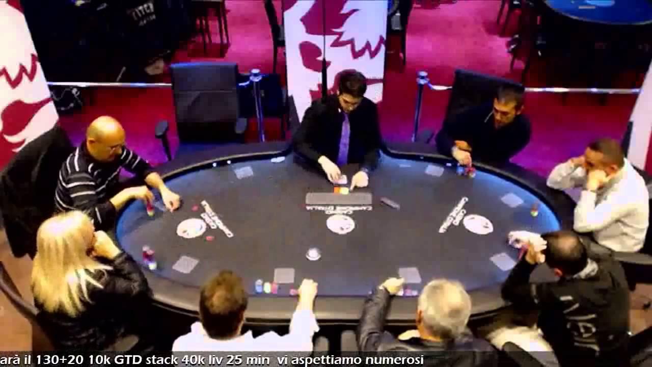 casino campione poker