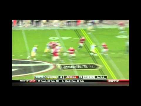 Jarvis Jones vs Vanderbilt 2012