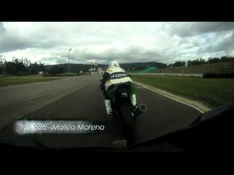 Válida 1 Kawasaki Ninja Cup Colombia 2012
