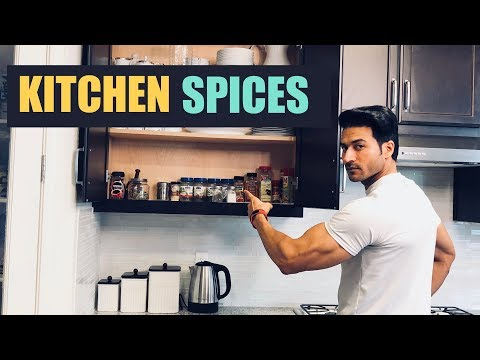 KITCHEN SPICES for Health & Fitness | Guru Mann