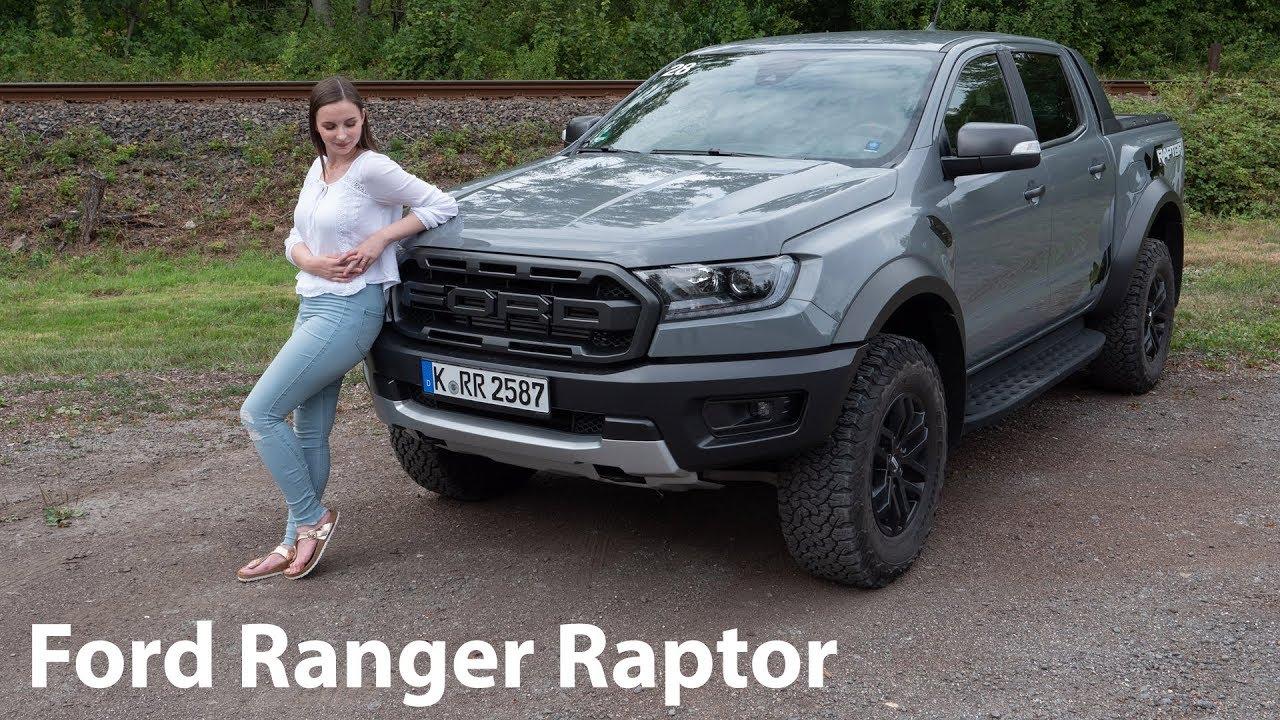 2019 Ford Ranger Raptor Fahrbericht Arbeitstier Und Abenteurer Autophorie Youtube
