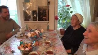 Встреча старожил  села Николо Погост Городецкий район Нижегородская область ( сентябрь 2020)