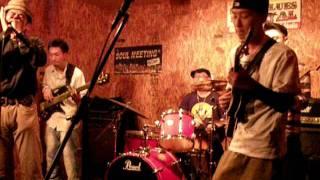 Live@RED HOUSE STUDIO,Sakai Osaka,Japan.January 8 2012. I-Par Onis...