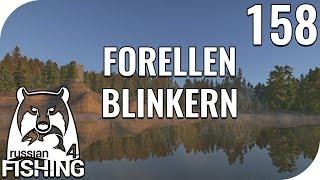 RUSSIAN FISHING 4 #158 - FORELLEN BLINKERN! 🎣    PantoffelPlays