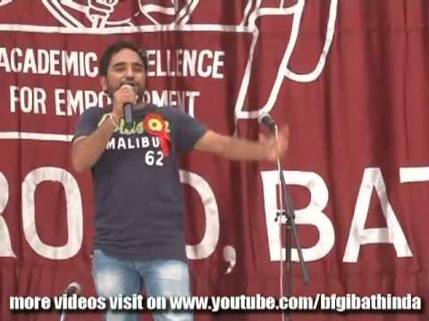 BFGI - Youth Festival 2011 - Rana Ranbir