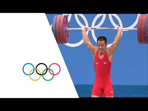Yun Chol Om Wins Weightlifting Gold - London 2012 Olympics