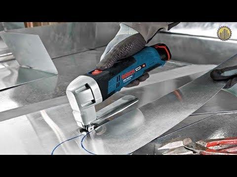 BOSCH GSC 10,8 V-LI Professional  Аккумуляторные ножницы