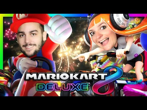 OBJECTIF PREMIÈRE PLACE |  MARIO KART 8 DELUXE NINTENDO SWITCH FR