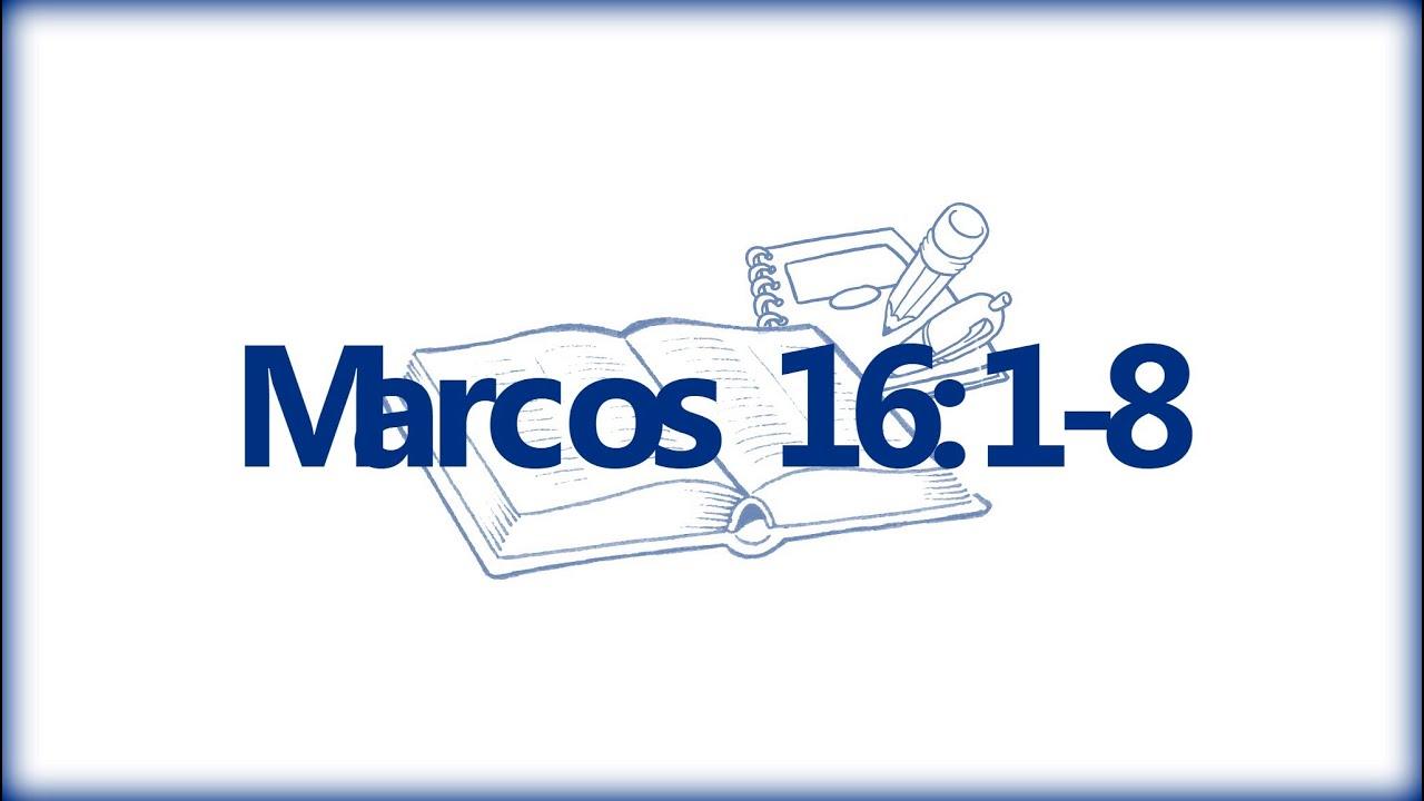 Su Palabra - Marcos 16:1-8 \