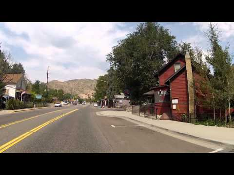 Morrison, CO GoPro Drive - Small Colorado Towns