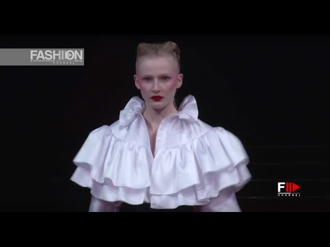 ALEXIS MABILLE Haute Couture Spring Summer 2018 Paris - Fashion Channel