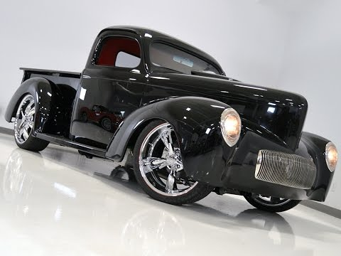 113094 1941 willys pickup truck sold youtube 1938 Willys Pickup Truck 113094 1941 willys pickup truck sold