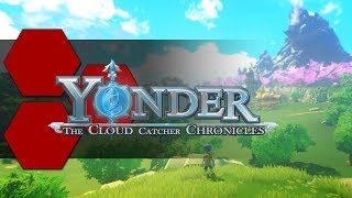 Yonder: The Cloud Catcher Chronicles - TheHiveLeader