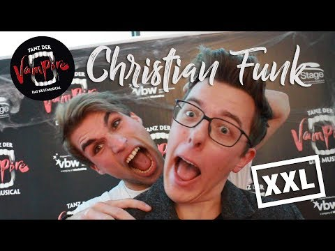 Catching up with... CHRISTIAN FUNK (XXL!!!) 🎭 | #004
