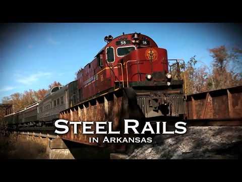 AETN: Steel Rails in Arkansas