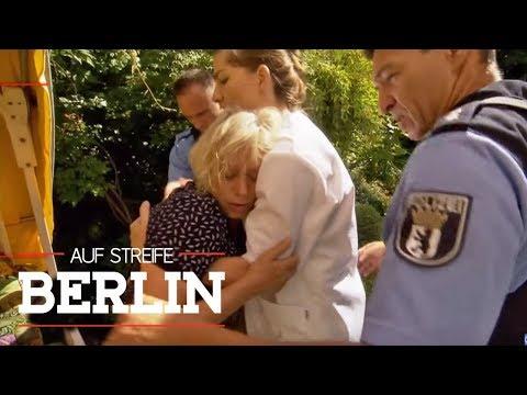 Oma unter Alkohol? Altenpflege Extrem! | Auf Streife - Berlin | SAT.1 TV