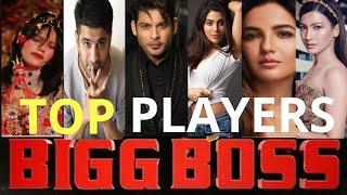 #BiggBoss14 TopPlayer's #Biggboss14 #Review #SidharthShukIa #gauharkhan #jasmin #eijazkhan #radhemaa