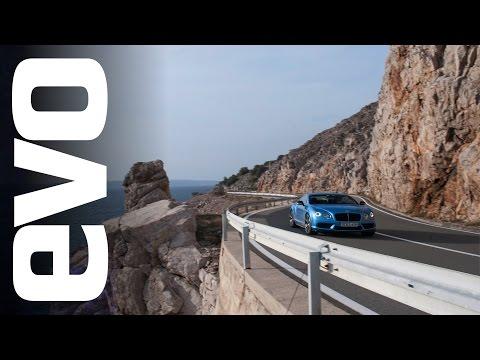 Bentley in Croatia - behind the scenes road trip | evo DIARIES