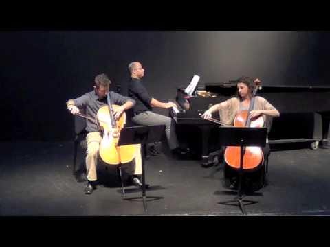 Shostakovich Prelude for 2 cellos