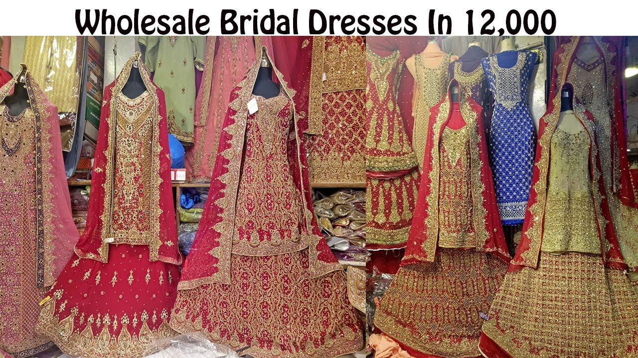 9dc8fb5a39f Wholesale Bridal Dresses With Prices In Pakistan