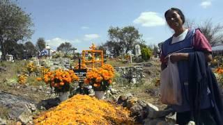 Día de muertos Ihuatzio Michoacán