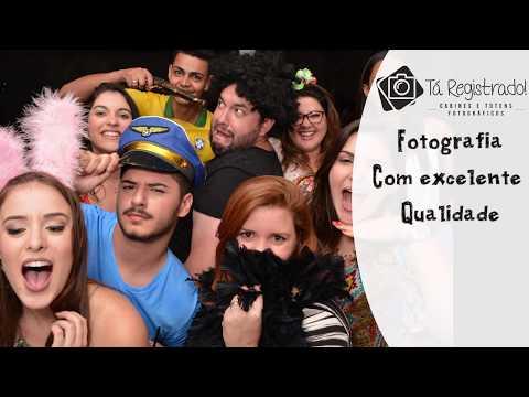 TÁ REGISTRADO - CABINES E TOTENS FOTOGRÁFICOS