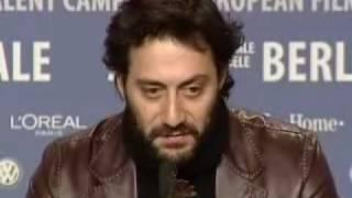 """Festival di Berlino 2007 - 2° parte conferenza stampa """"In memoria di me"""""""