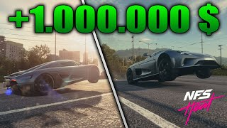 ME GASTO +1.000,000 $ EN ESTE COCHE! | NEED FOR SPEED HEAT