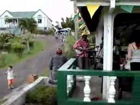 Grenada - Volcano house