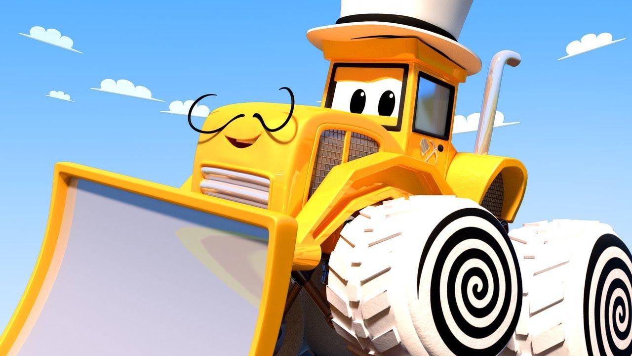 Max ist hypnotisiert   Maverick Monsterstadt   Car City World App