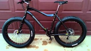 Boris X9 Fatbike mountain bike