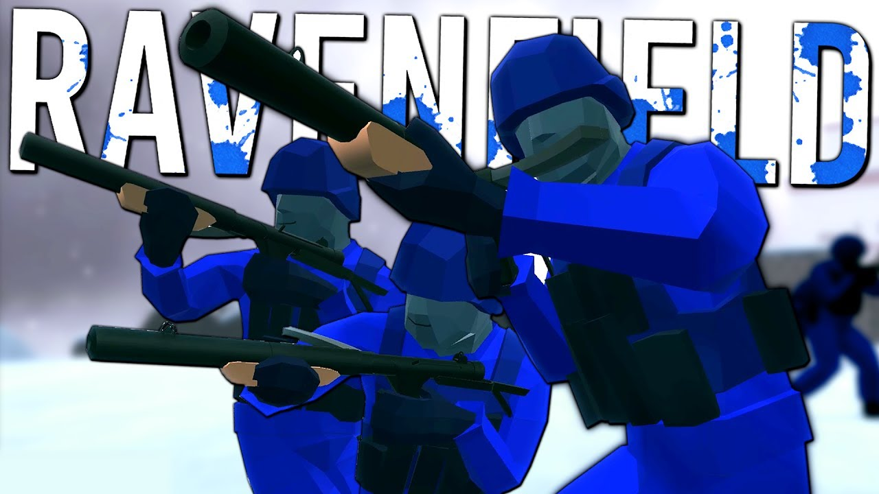 RAVENFIELD - YouTube Gaming
