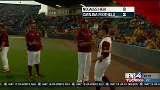 4A state champs; Nogales beats Catalina Foothills for 2nd straight title
