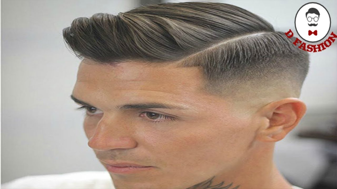 Exceptional High Fade With Spiked Side Part Haircuts | Awesome Spiky Comb Over New Look  2018