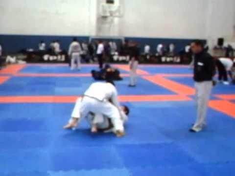 Ronaldo Rocha IFC Jiu Jitsu Semi-Final Camp Pta Jiu Jitsu wmv